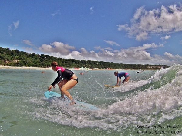 aula de surf praia da pipa