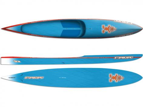 Starboard Ace downwind board