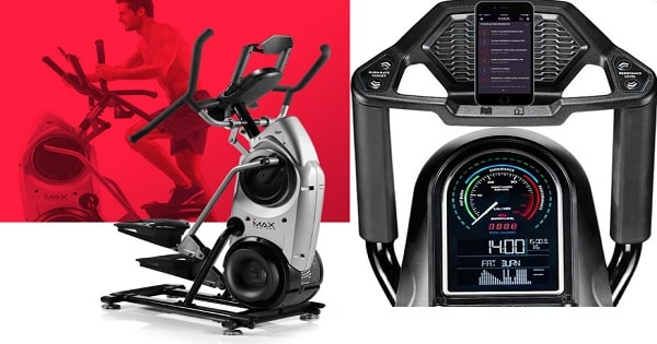 Max Trainer New Exercise Machine by Bowflex
