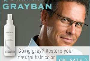 Gray Ban Hair Loss Solution