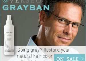 Gray Ban Hair Loss Solution