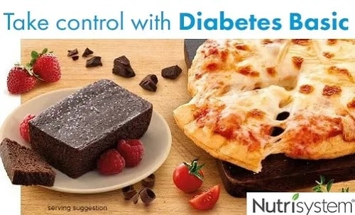 Nutrisystem Diabetic Plan