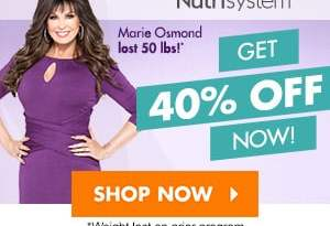 Nutrisystem Turbo 13 Save