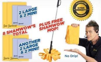 Shamwow Towels