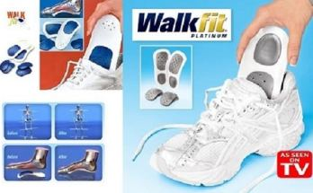 walkfit shoe insoles