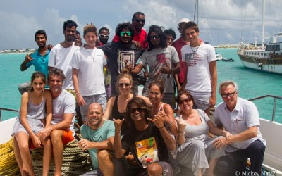 Welcome Home | Magic Maldives Family Charter