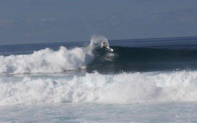 Great trip with amazing surf