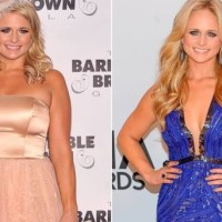 Miranda Lambert Plastic Surgery Before After, Breast Implants