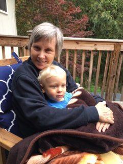 Jackson and Nana