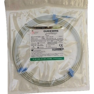 "Newtech PTFE Guidewire 0.035"" 260cms in india"