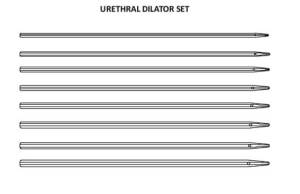 Urethral Dilator set India