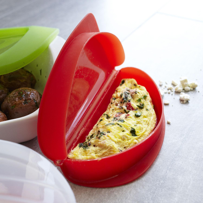 lekue microwave omelet maker