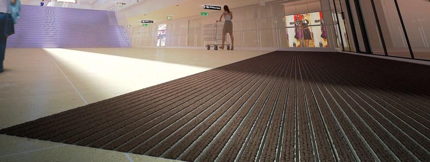 """tapis intégré au sol"""""""