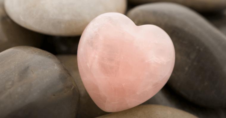 Hurting Heart and heart chakra crystals