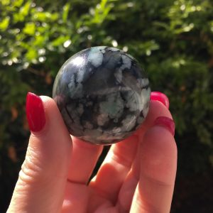 Emerald sphere for sale - A Surplice of Spirit