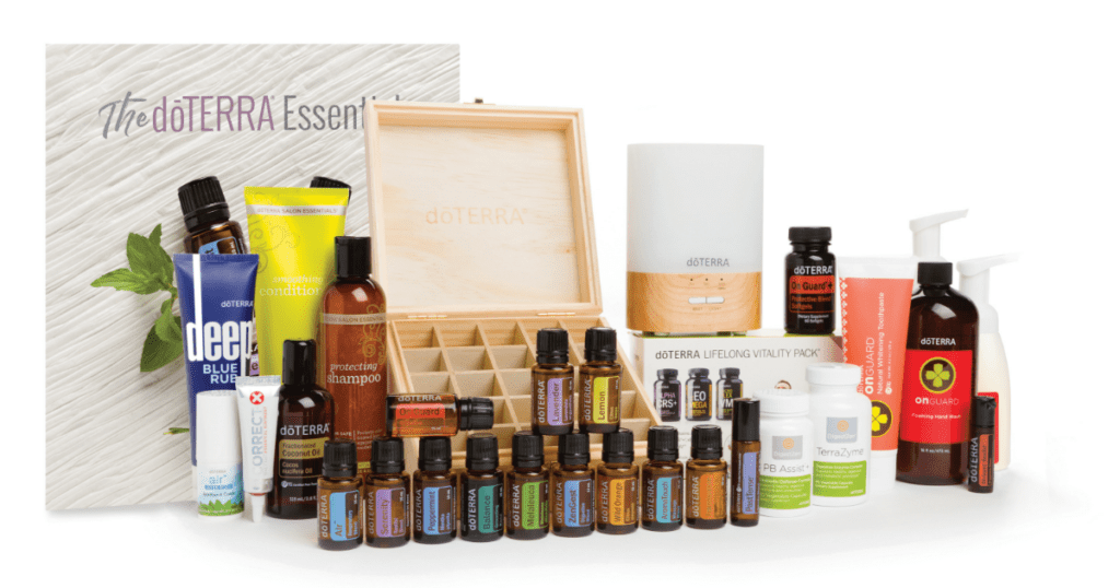 Buy doTERRA essential oils UK and Europe