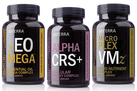 doTERRA lifelong vitality supplements for athletes