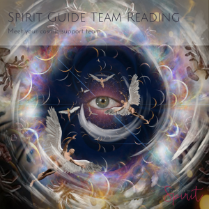 Spirit Guide Team Reading with Melanie Surplice