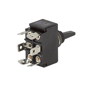 DPDTCO 20 Amp Momentary Toggle Switch | Toggle Switches