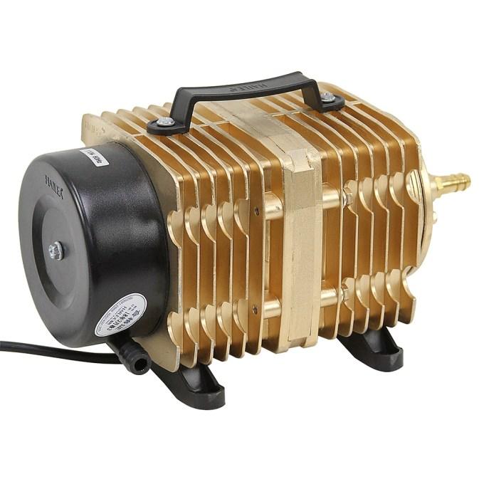 115 Volt Ac Hailea Aco 009e Air Pump Ac Compressor Motor Unit Air Compressors Vacuum Pumps Air Pneumatics Www Surpluscenter Com