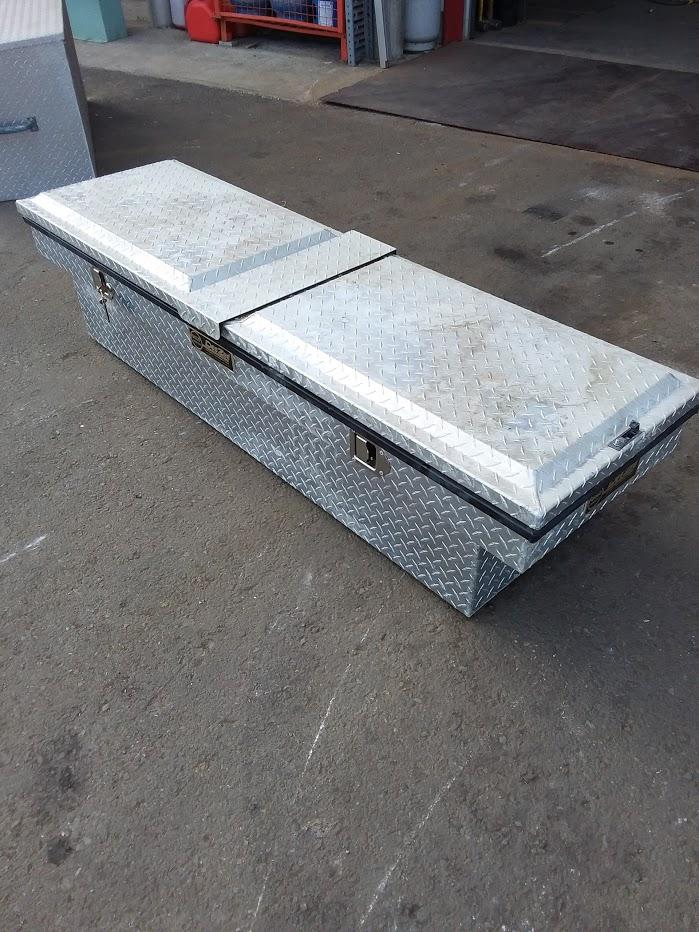 Coffre De Rangement En Aluminium Pour Pick Up Surplus Dpt
