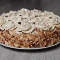 Gâteau moka de Christophe Felder