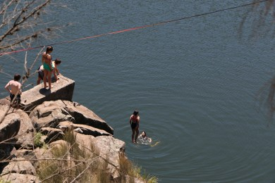 Jumping in to the First Basin