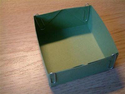 Kutu Kapağı Yapımı