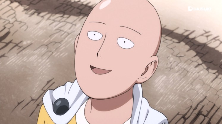 Saitama from One Punch Man/Madhouse