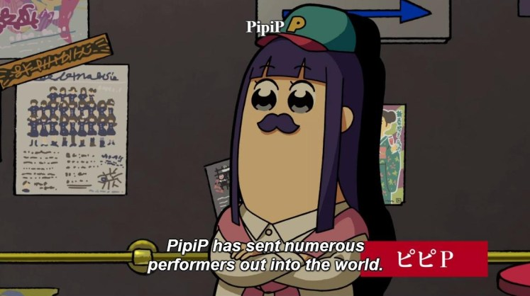 """Pop Team Epic – Episode 3 – """"The Documentary"""" – Surreal Resolution"""