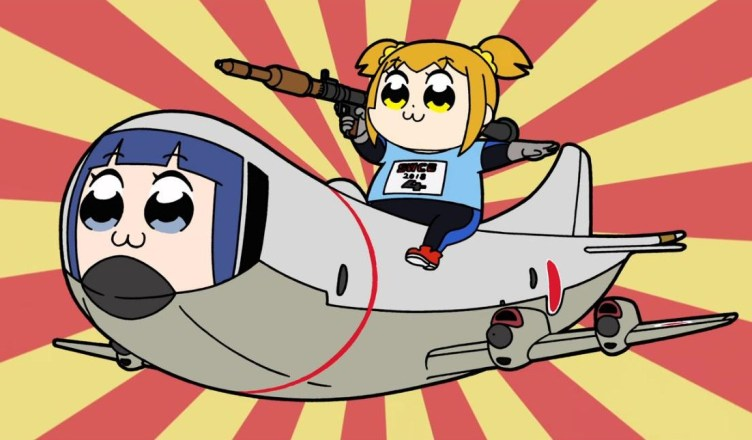 The Next Episode Of Pop Team Epic Is Here And As Last One Had Idol Producers Taking Over World With Clones This Went Into Sports