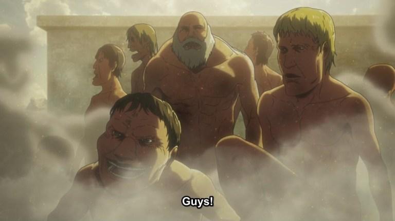 """Attack on Titan Season 3 - Episode 57 - """"That Day ..."""