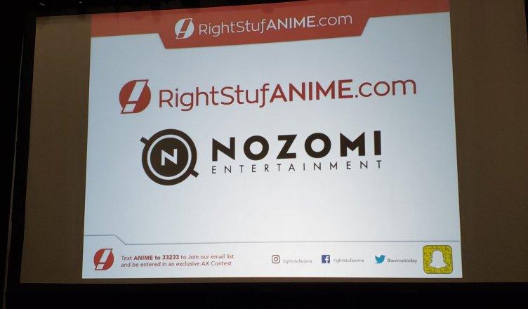 Anime Expo 2019: Day 3 Recap (RightStuf/Nozomi Entertainment, Shonen