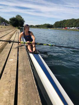 HPASS athlete Megan Pearson