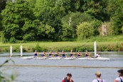Academic 8+ at Henley Women's Regatta