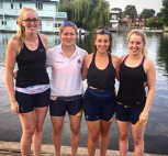 Henley Royal Regatta Princess Grace 4x - Charlotte, Lizzi, Ellie, Rachel