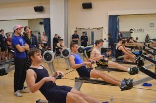 Lightweight 2k at BUCS Indoors 2018