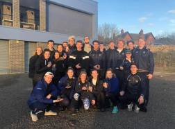 Group photo after two wins at Tyne Head 2019
