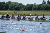 Men's 8+ at Met Regatta