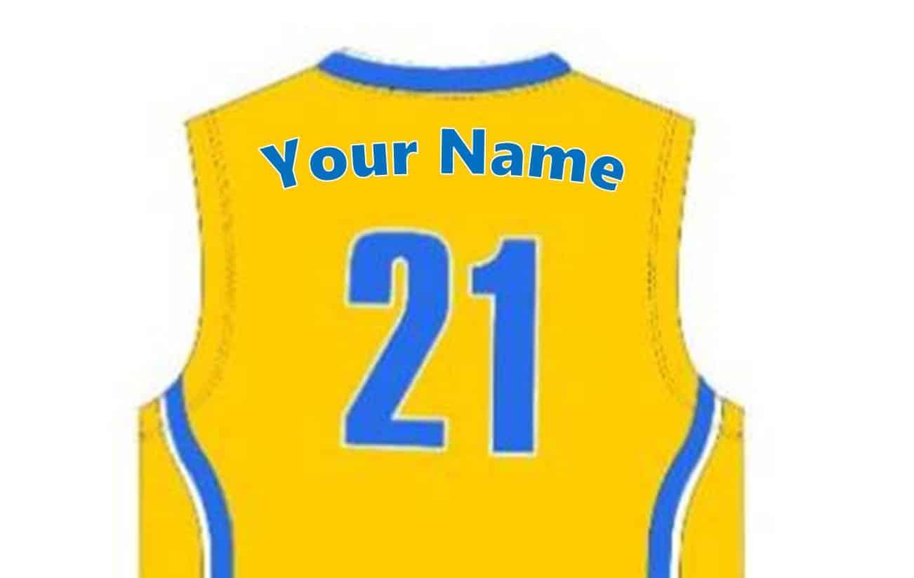 Blue unifom name Gold unifom name 62352bdb8