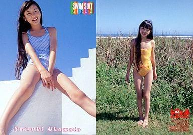 駿河屋 -<中古>2 : 岡本奈月/SWIM SUIT GIRL(アイドル)