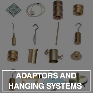 ADAPTORS AND HANGING SYSTEMS