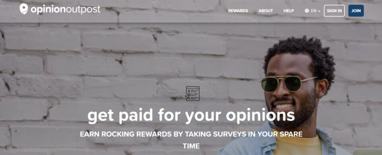 sito web di opinion outpost