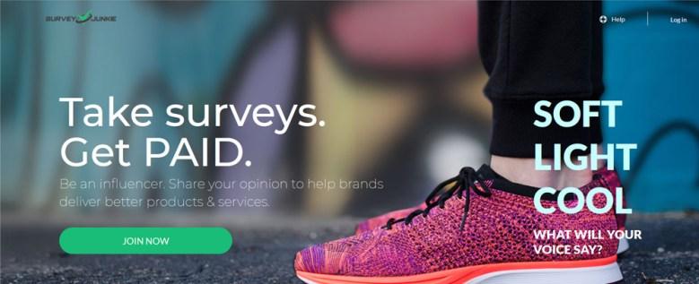 sito web drogato di sondaggi