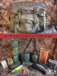bushcraft survival kit
