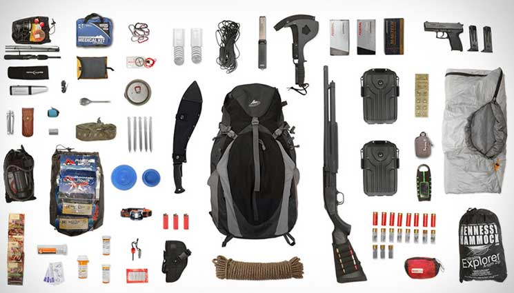 Bad-Ass Bug Out Bag
