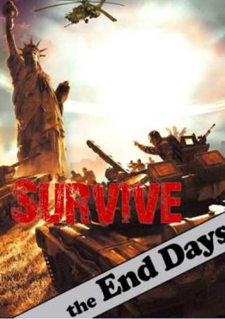 Survive The End Days Book by Nathan Shepard
