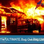 Bug Out Bag List