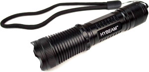 Hybeam Tactical Flashlight