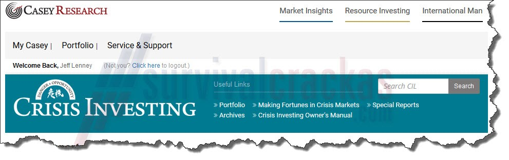 crisis investing reviews